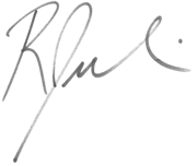 Rob's Signature